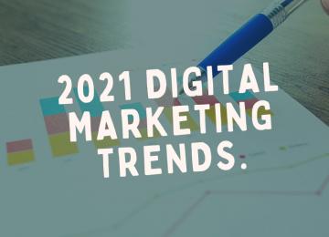 Digital Marketing Trends 2021 by AdHut Media