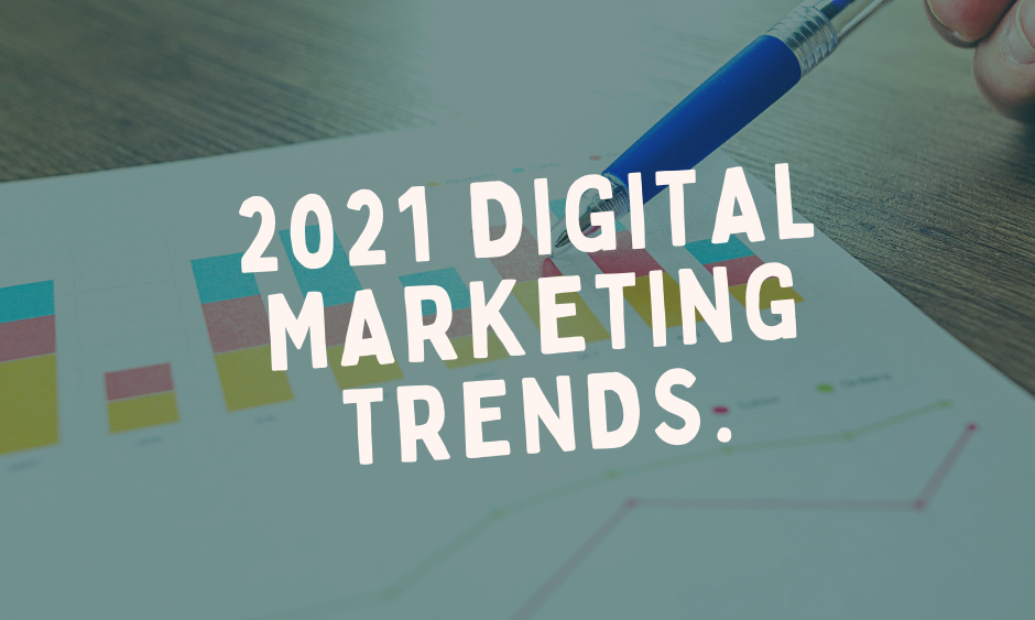 Digital Marketing Trends 2021 by AdHut Media